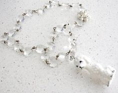 How to make Necklace - Recycled Salt Shaker - DIY Craft Project with instructions from Craftbits.com