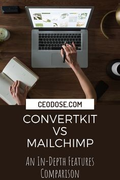 ConvertKit vs MailChimp: Fight of the Fan Favorites - CeoDose Email Marketing Software, Email Marketing Design, Content Marketing, Affiliate Marketing, Online Marketing, Social Media Marketing, Digital Marketing, Marketing Strategies, Marketing Ideas