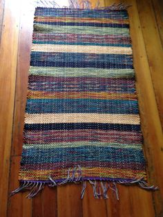 Crazy as a Loom: Keeping busy