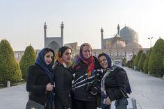 people of isfahan ladies