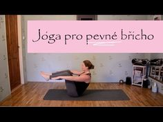 Cviky na uvolnění hrudní páteře. Cviky na bolest hrudní páteře. - YouTube Yoga Videos, Zumba, Body Care, Pilates, Reiki, Health Fitness, Abs, Weight Loss, Exercise