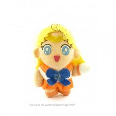 Sailor Moon Sailor Venus Mini Plush Doll for sale Sailor Moon Toys, Cute Plush, Dolls For Sale, Sailor Venus, Hang Tags, Plush Dolls, Stuffed Animals, Plushies, Ufo