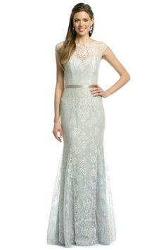 #RentTheRunway Rent Heaven On Earth Gown by Theia for $150 only at Rent the Runway.