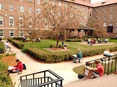 Northwestern College...one of my favorite spots in the world :)