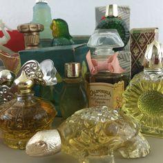 Avon Perfumes Vintage Cologne Lot of 45 Full Bottles Sweet Honesty Charisma More #Avon