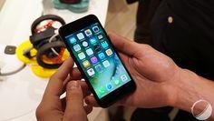 Pourquoi l'iPhone 7 32 Go d'Apple est plus lent que les versions 128 et 256 Go ? - http://www.frandroid.com/marques/apple/384545_pourquoi-liphone-7-32-go-dapple-est-plus-lent-que-ses-grand-freres  #Apple, #Processeurs(SoC)