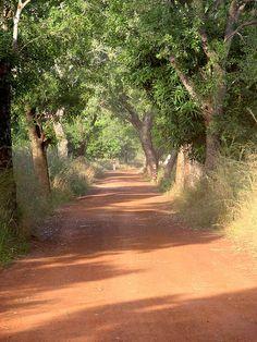 vers Sokoroni, Burkina Faso