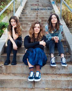 Vans Girls Music Cru