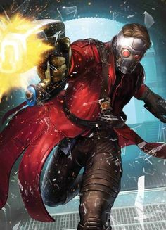 Star Lord - fan made Comics Anime, Marvel Comics Art, Avengers Comics, Marvel Vs, Marvel Heroes, Captain Marvel, Captain America, Avengers Art, Marvel Characters