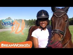 How to be Confident On and Off Your Horse ft. MyFroggyStuff | SPIRIT RIDING FREE IRL - YouTube