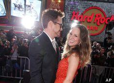 Director Says Robert Downey Jr.'s Wife 'Runs Him'