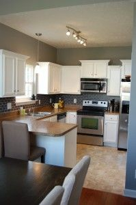 Beautiful DIY kitchen update