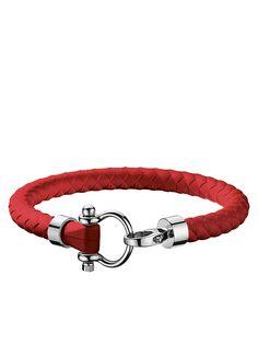 OMEGA Watches: Fine Jewellery - Omega Aqua Bracelets - B34STA050960X