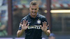 Vidic er ude af Inters Serie A trup!