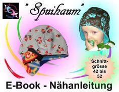 "Ebook ""Spuihaum"" Mütze"
