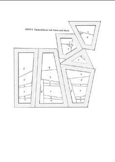 House Quilt Patterns, House Quilt Block, Paper Piecing Patterns, Quilt Blocks, Paper Machine, Barn Quilts, Album, Letters, Sewing