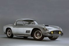 1959 Ferrari 250 GT California Spyder with hard-top