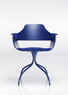 BD Barcelona Showtime Swivel Chair by Jamie Hayon - Chaplins Living Furniture, Luxury Furniture, Furniture Design, Contemporary Dining Chairs, Contemporary Furniture, Mood Board Inspiration, Furniture Inspiration, Swivel Chair, Armchair
