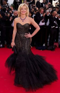 Cannes 2012 | red carpet dresses at Cannes. Angela Ismailos