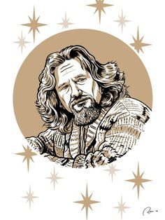 """Let me explain something to you. Um, I am not """"Mr. Lebowski"""". You're Mr. Lebowski. I'm the Dude. So that's what you call me. You know, that or, uh, His Dudeness, or uh, Duder, or El Duderino if you're not into the whole brevity thing.    The Big Lebowski illustrated byBlain Hefner:: viaHey Oscar Wilde and hefnatron.blogspot.ca"""