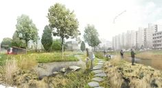 Petržalka Masterplan | Bratislava Slovakia | Marko&Placemakers + GutGut + LABAK – World Landscape Architecture
