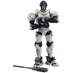 MINNESOTA TWINS Sports Robot Cleatus