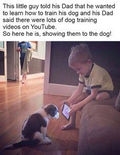 What a good pupil