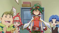 Yuya is having some of the best expressions during this episode XD  And I just personally find it hilarious that this kid is a freaking genius in the manga when it comes to this stuff and in the anime…yeah XD