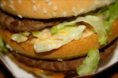 McDonalds Big Mac and Secret Sauce Recipe