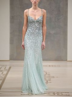 What the lady of House Velaryon would wear, Reem Acra