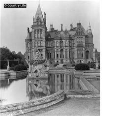 Eaton Hall Huge Houses, Old Houses, Amazing Houses, English Architecture, Amazing Architecture, Eaton Hall, Victorian Hall, Hall House, English Manor Houses