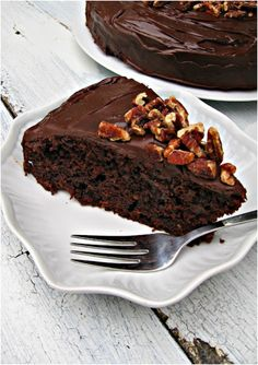 Best For Last: Double Chocolate Zucchini Cake