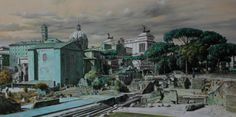 Oil on canvas - 60x120cm - 2015