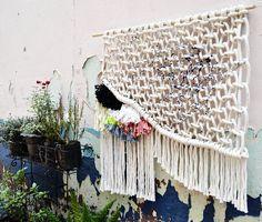 20% OFF Modern macrame wall hanging weaving by RanranDesign