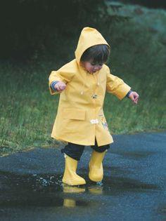 rain friendly :)
