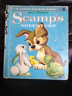 Scamp's Adventure, Walt Disney's
