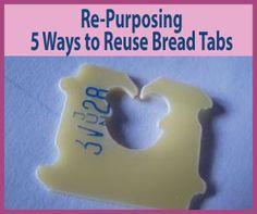 Re-Purpose: 5 Ways to Reuse Bread Tabs   Macaroni Kid