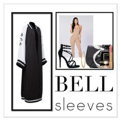 """""""Bell sleeves x Fenty"""" by kiwijulin on Polyvore featuring Puma, Fragments, Kate Spade, Accessorize and Chanel"""