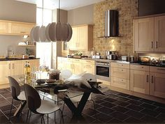 tiles & cabinets