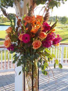 fall+wedding+flowers