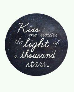 Kiss me. <3