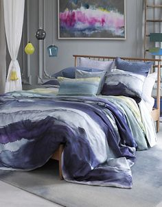 Home | Duvet Covers & Comforters | Morar Duvet Cover Three-Piece Set | Hudson's Bay