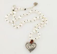 Symphony Necklace ~ SKU: 11-N11 http://www.jesmaharry.com/products/jewelry/symphony-necklace