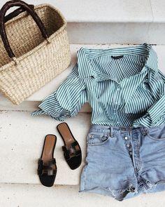 746 vind-ik-leuks, 25 reacties - Anouk Yve (@anoukyve) op Instagram: 'Summer attire, preppin for the next destination ✈️ #greece'