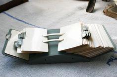 Rolodex Card Template Cutting File