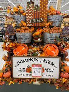Pumpkin Farm, Autumn Home, House Party, Hobby Lobby, Fall, Crafts, Autumn, Manualidades, Fall Season