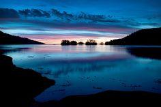 sunrise - Gwaii Hannas National Park, Canada.
