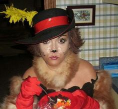 Puss in boots halloween costume