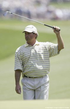 By Andrew Redington Getty Images Sport Getty Images  AUGUSTA, GA - APRIL 13: Fred Couples prepares to hit during the final round of the 2003 Masters Tournament at the Augusta National Golf Club in Augusta, Georgia on April 13, 2003.