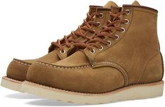 Red Wing Boots, Unif, Deconstruction, Timberland Boots, Cas, Leather Boots, Men's Shoes, Wings, Mens Fashion